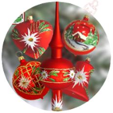 Christbaumschmuck Glaskunst Onlineshop Geschenke Aus Lauscha In